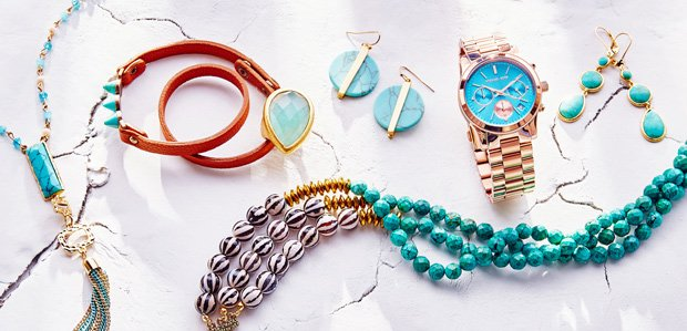 Spotlight On: Turquoise Jewelry