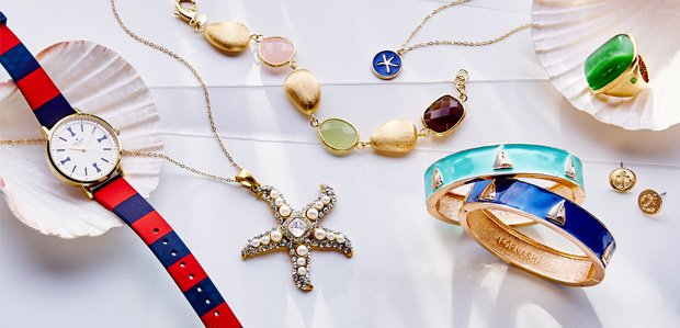 Preppy Jewelry & Watches: Pep Up Your Look