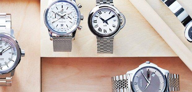 Tick-Tock: Timepieces