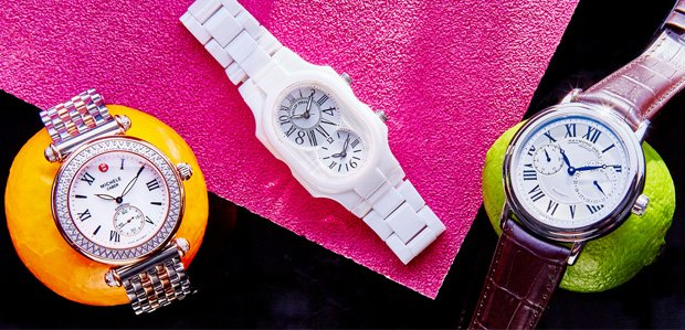 Get on Summer Time: Watches for All