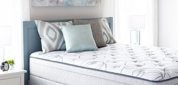 Sleep Solutions: Mattresses & More Featuring Sealy