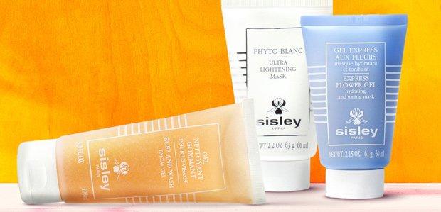 Sisley & Shiseido
