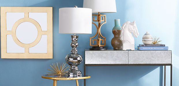 Decorate on a Dime: Chic Finds