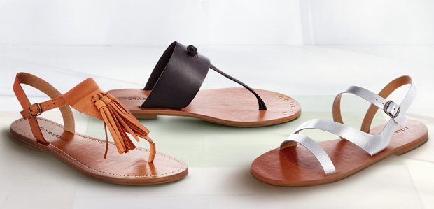 Sandals to Show Off Those Stems