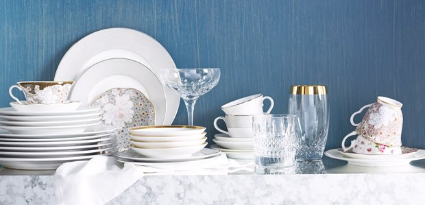 Set a Luxe Table Featuring Arte Italica