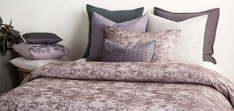 Vera Wang & More Decorative Bedding