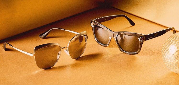 Italian Sunglasses With Salvatore Ferragamo