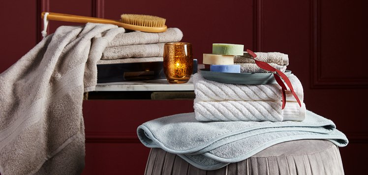 Up to 75% Off Popular Towels