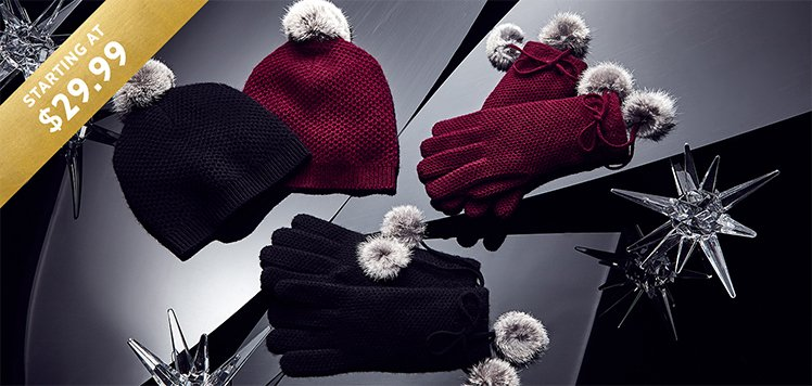 Finishing Touch: Gloves & Hats