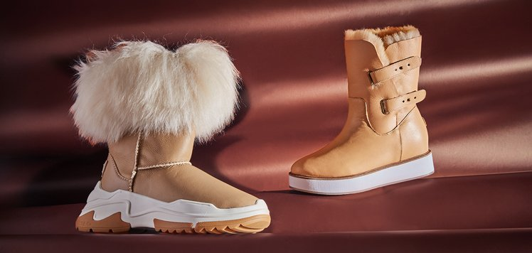 Australia Luxe Collective, mou & More Winter Boots