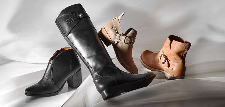 Frye & More: Boots Made for Fall