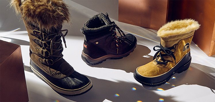 SOREL, Pajar & More Weather-Ready Boots