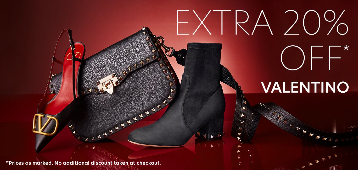 Luxe Handbags to Shoes