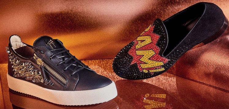 Fashion-Forward Men's Shoes With Giuseppe Zanotti