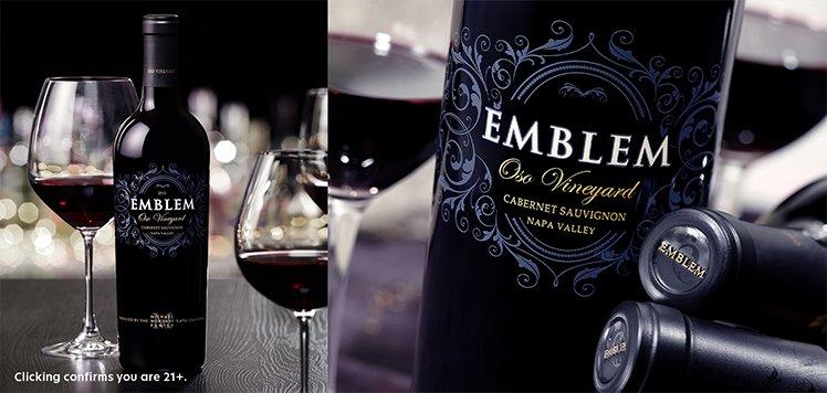 Emblem Wines Napa Cabernet From the Michael Mondavi Family