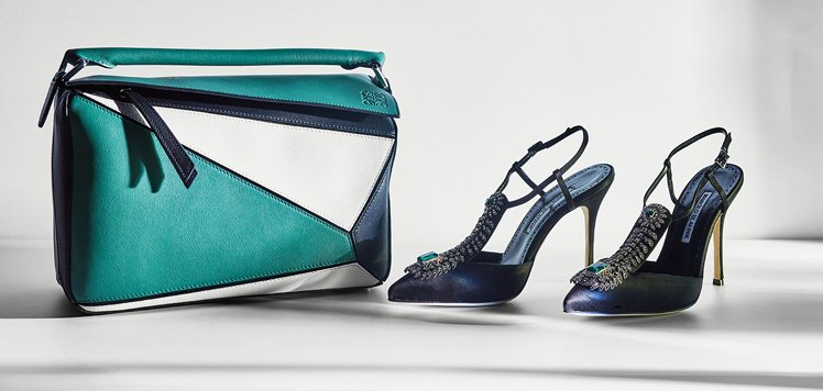 One-Stop Luxe: Manolo Blahnik & More