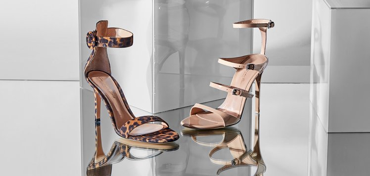 Two Icons: Aquazzura & Gianvito Rossi