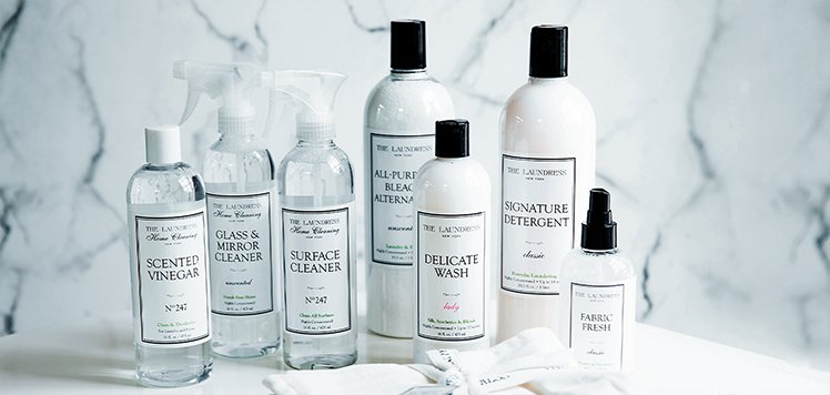 The Laundress: 40% Off Eco-Friendly Detergent & Fabric Care