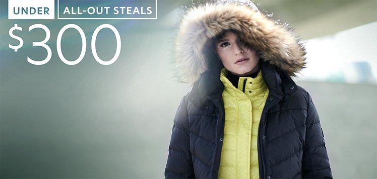 Outerwear Deals