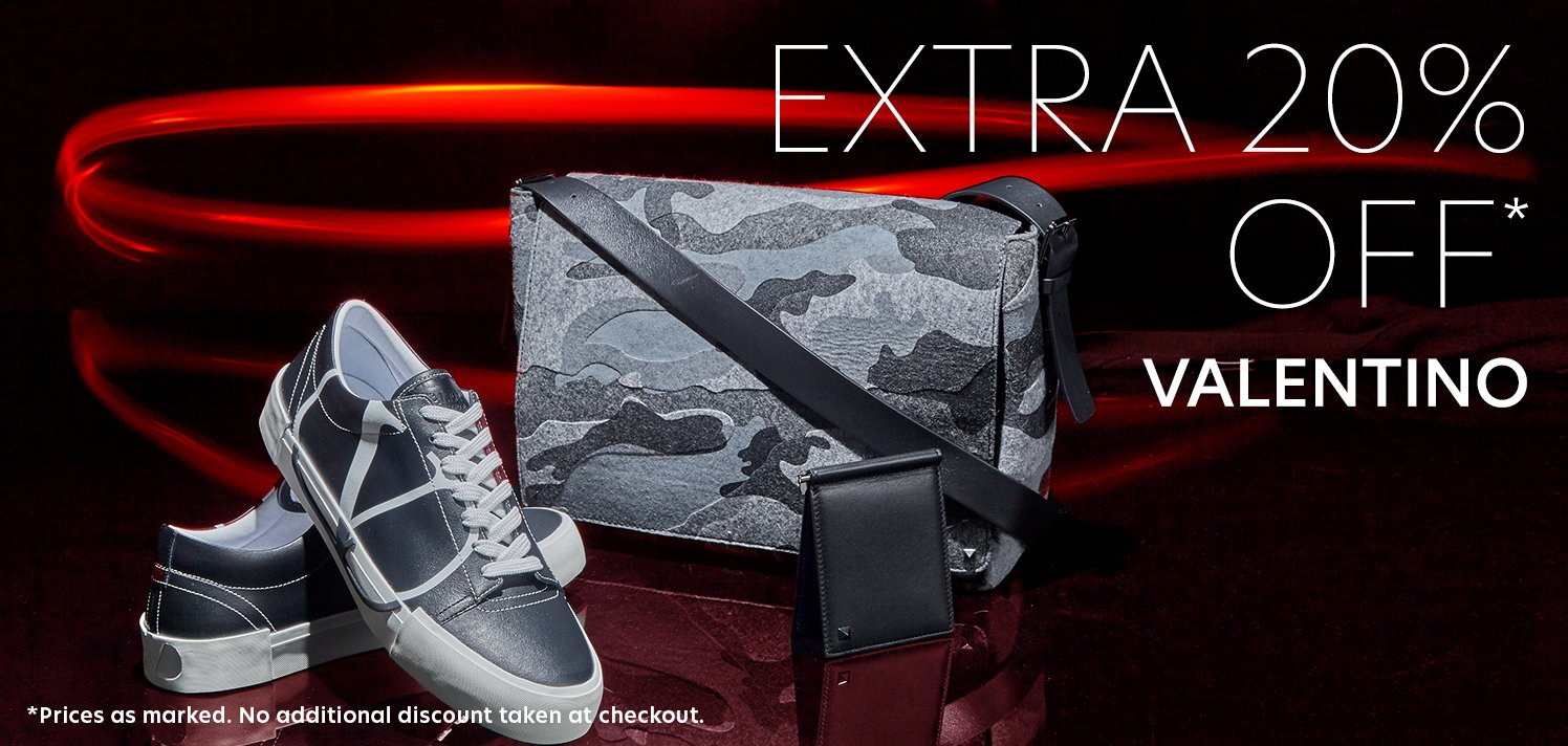 Luxe Men's Apparel to Shoes