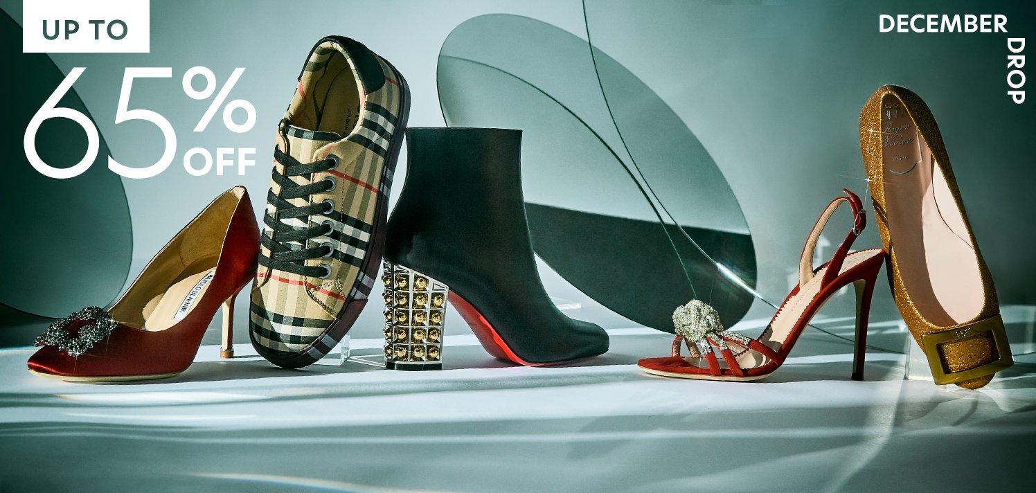 The MASSIVE Designer Shoe Sale With Giuseppe Zanotti
