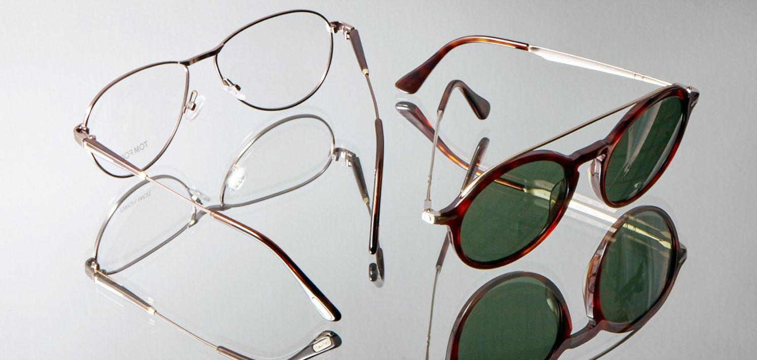 Well Framed: Montblanc & More Men's Eyewear