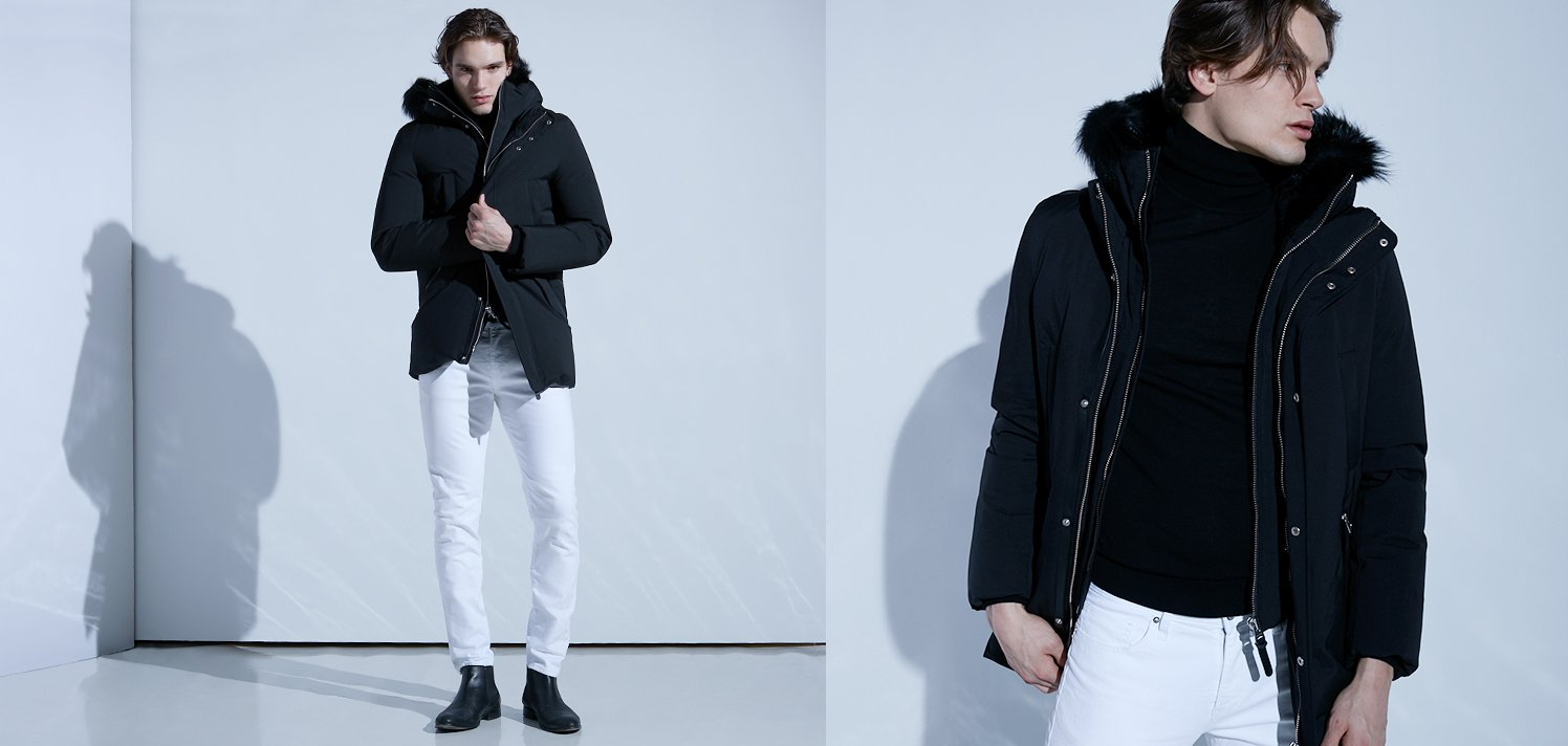 Mackage & More. Because It's Canada Cold.