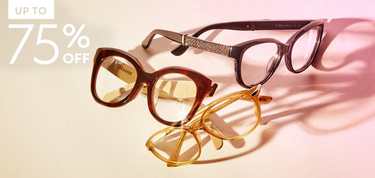 Step Up Your Designer Eyewear
