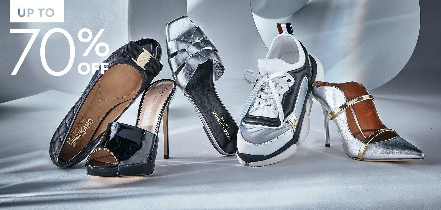 Insiders Only: Designer Shoe Finds