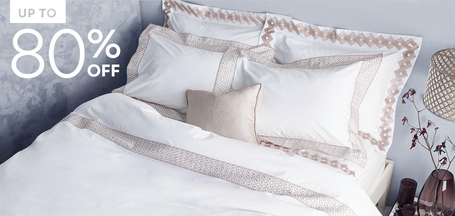 The Luxury Home Sale: Bedding & Bath