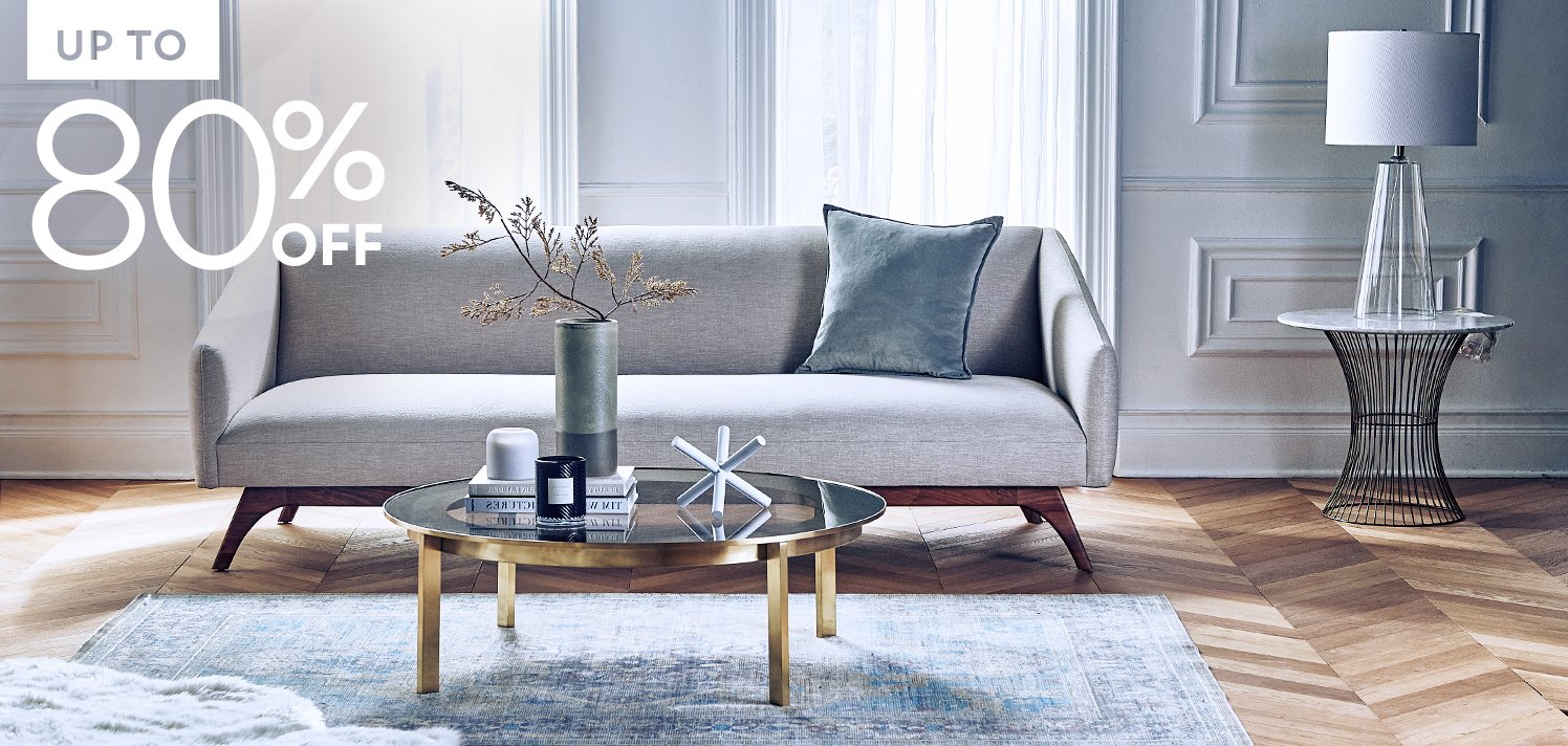 The Luxury Home Sale: Lighting, Furniture & Decor