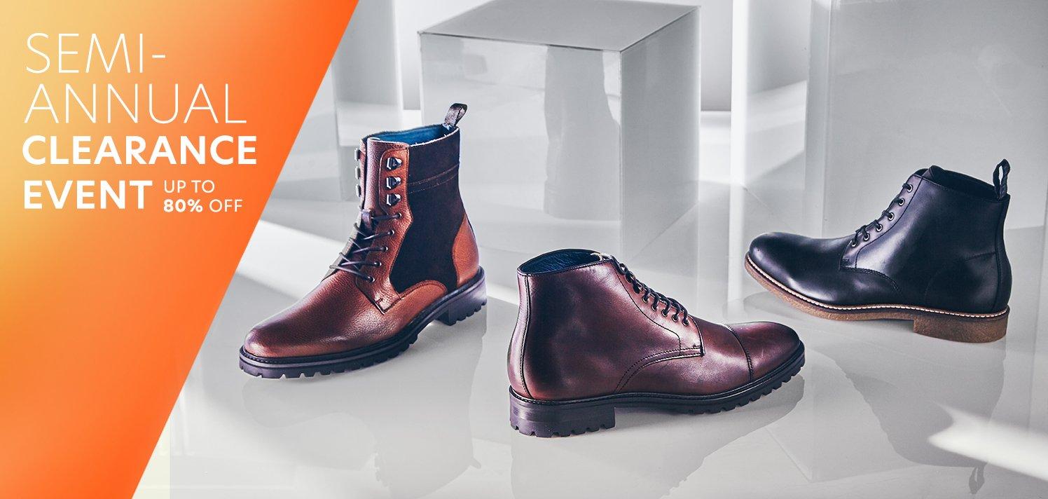 Men's Boot Edition