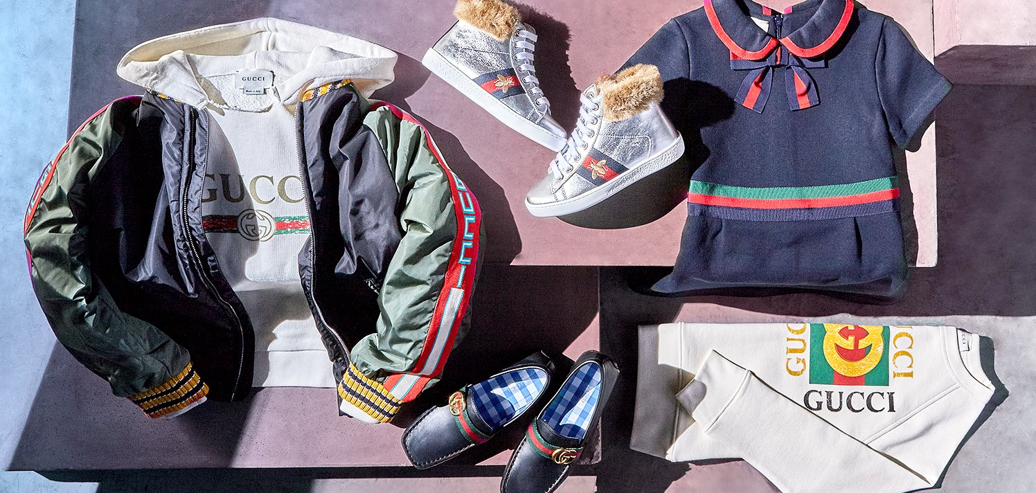 Gucci & More for Kids