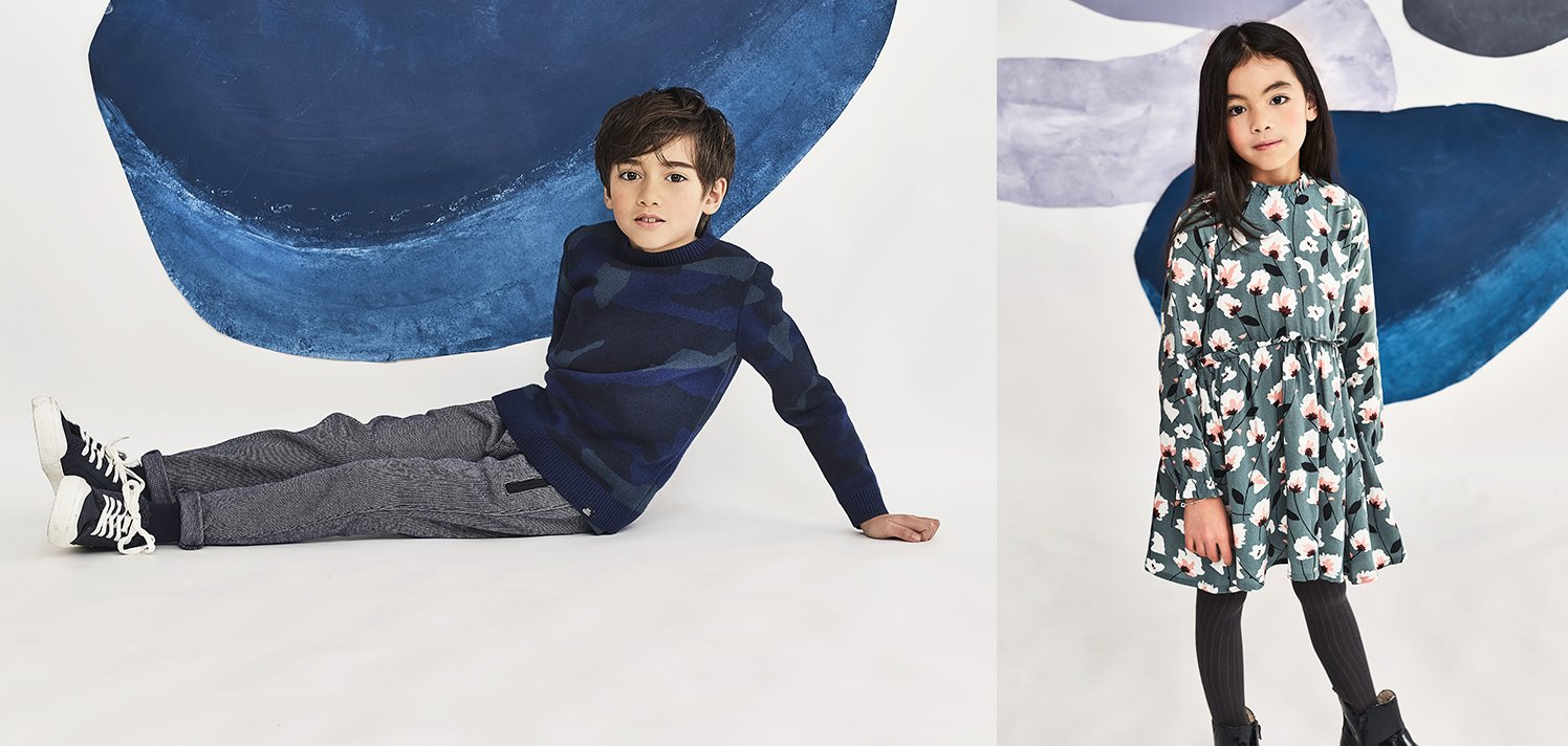 Paul Smith to 3pommes With New Styles for Kids