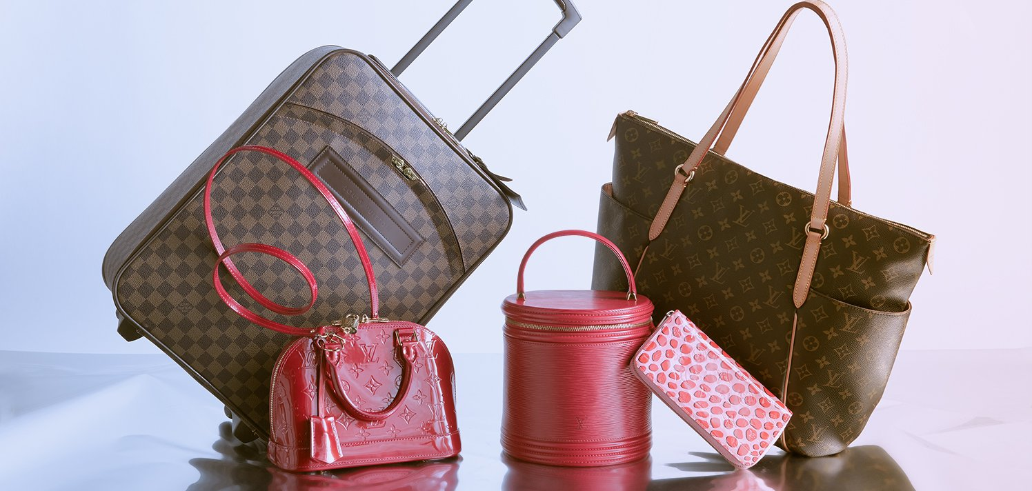 Pre-Loved Louis Vuitton for Women & Men