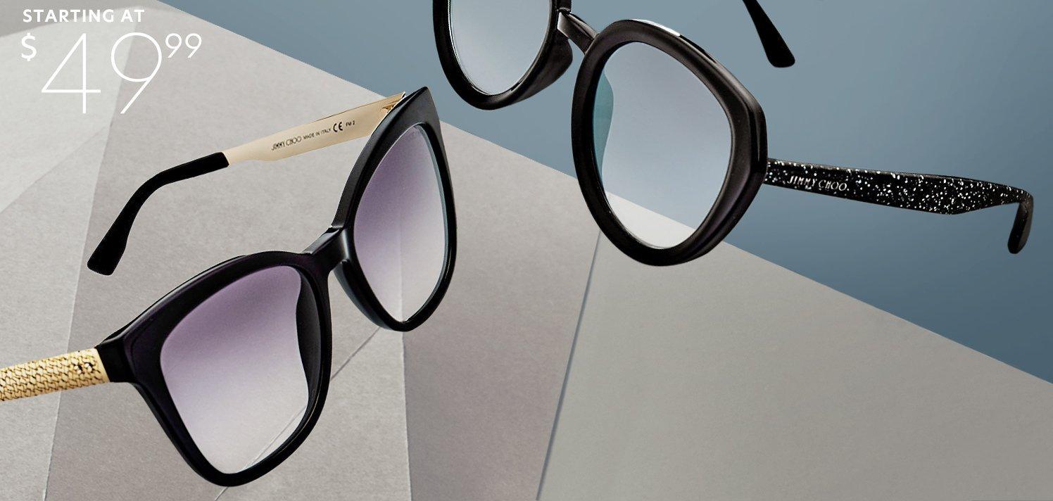 Jimmy Choo & More Sunglasses