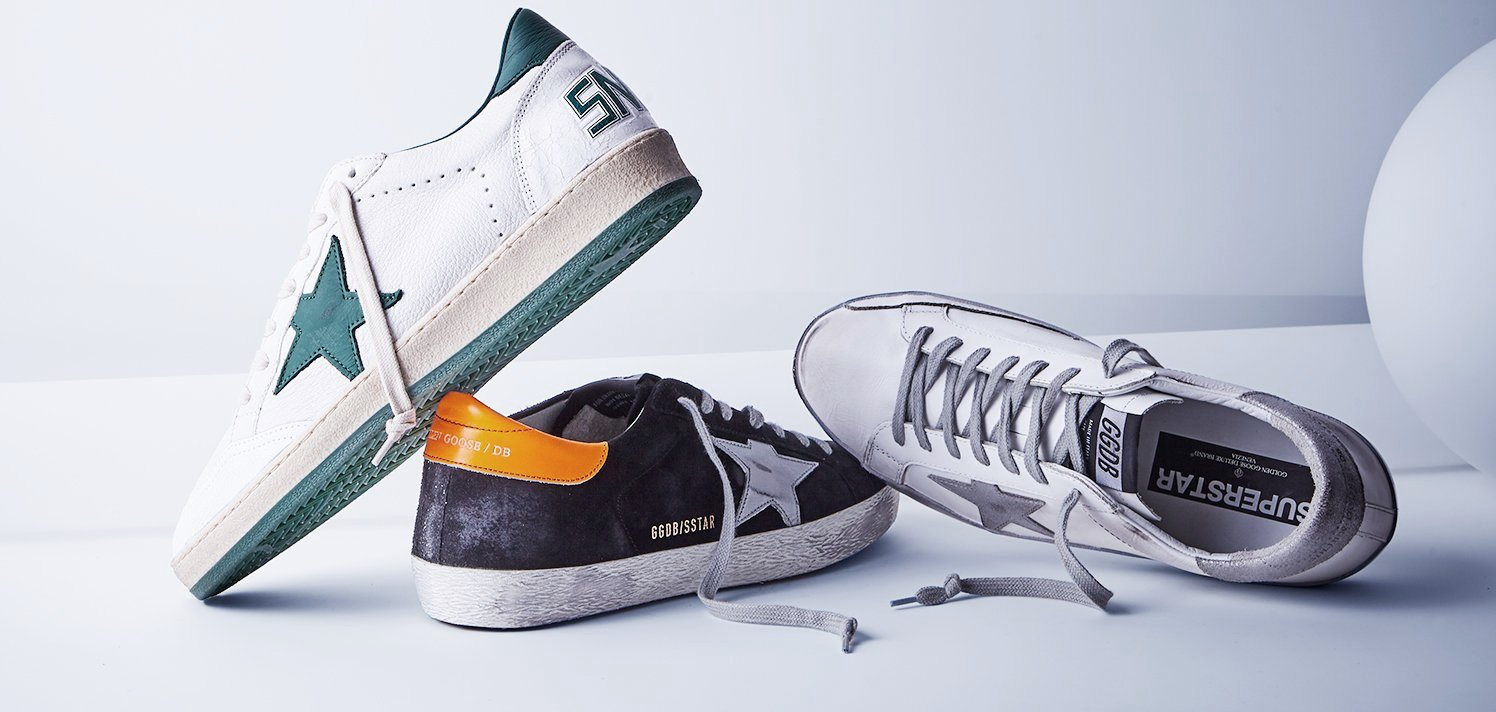 Golden Goose Men: Limited Time. Limited Styles.