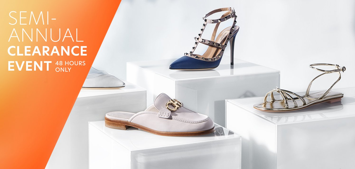 Luxe Shoe Edition