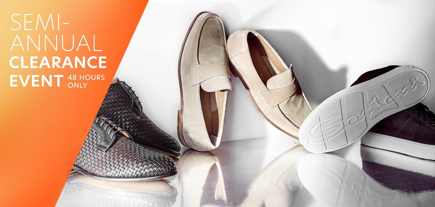 Men's Luxe Shoe & Accessory Edition