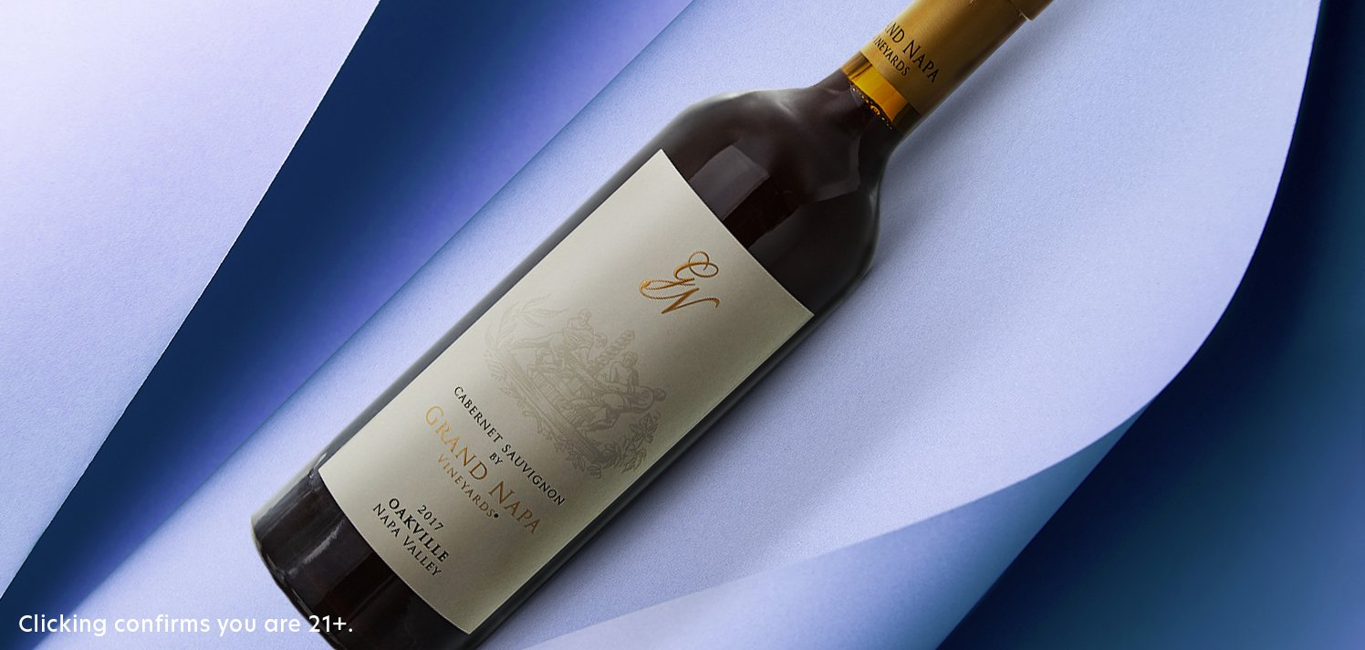 92-Point Cabernet From Grand Napa Vineyards
