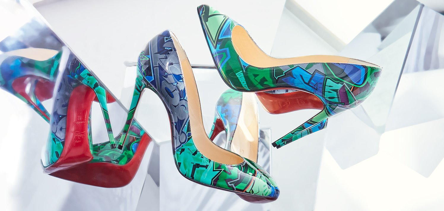 Christian Louboutin With New Styles