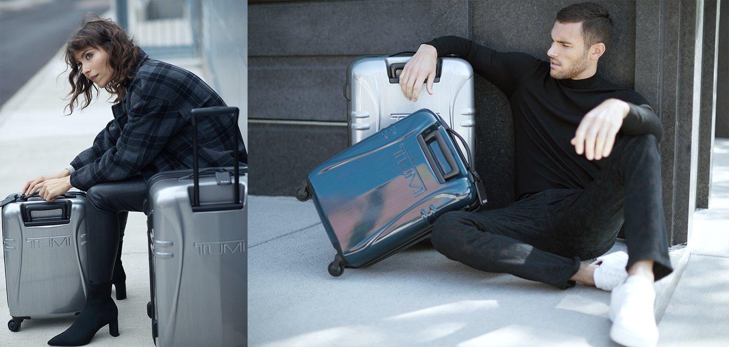 TUMI & More Luggage Favorites