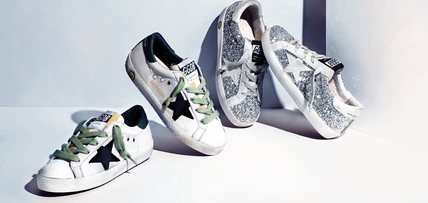 Golden Goose Kids: Limited Time. Limited Styles.