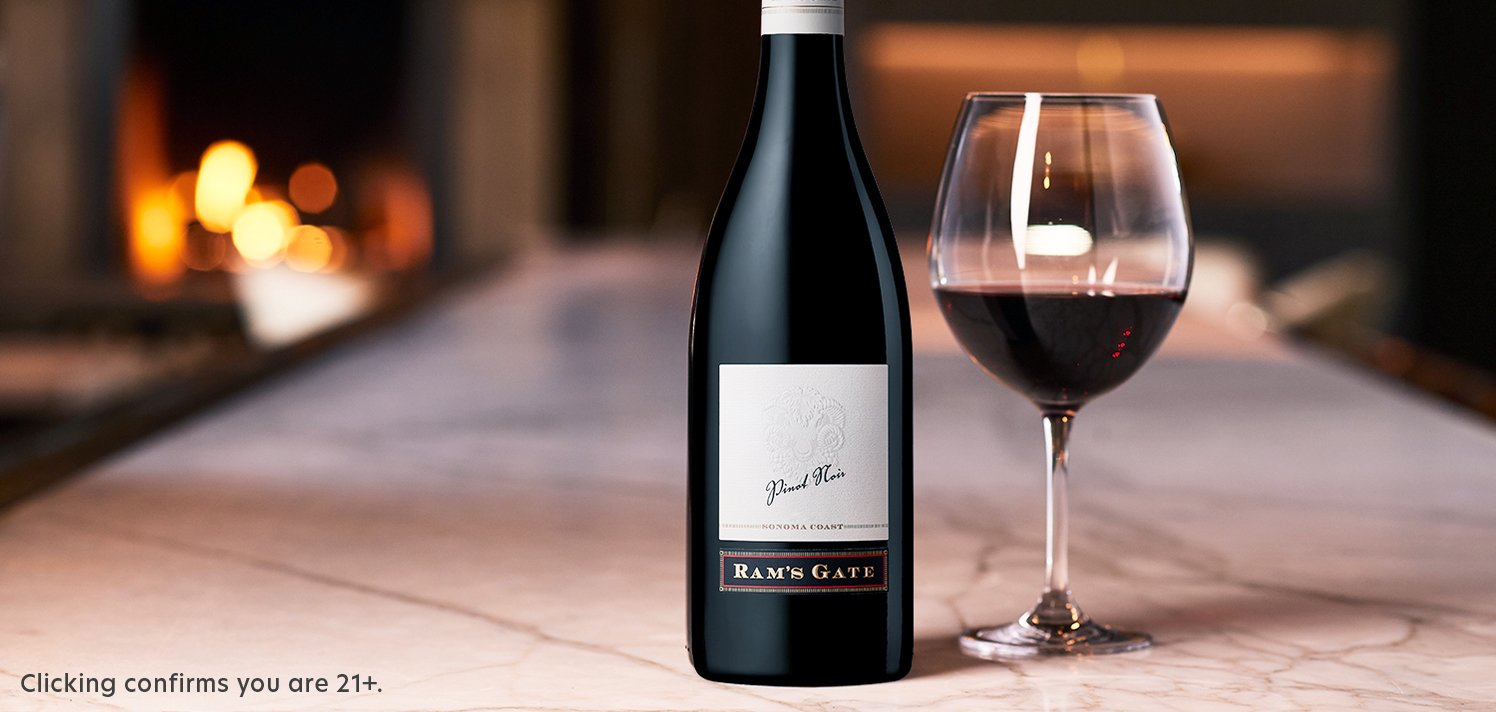 90-Point Pinot From Ram's Gate Winery