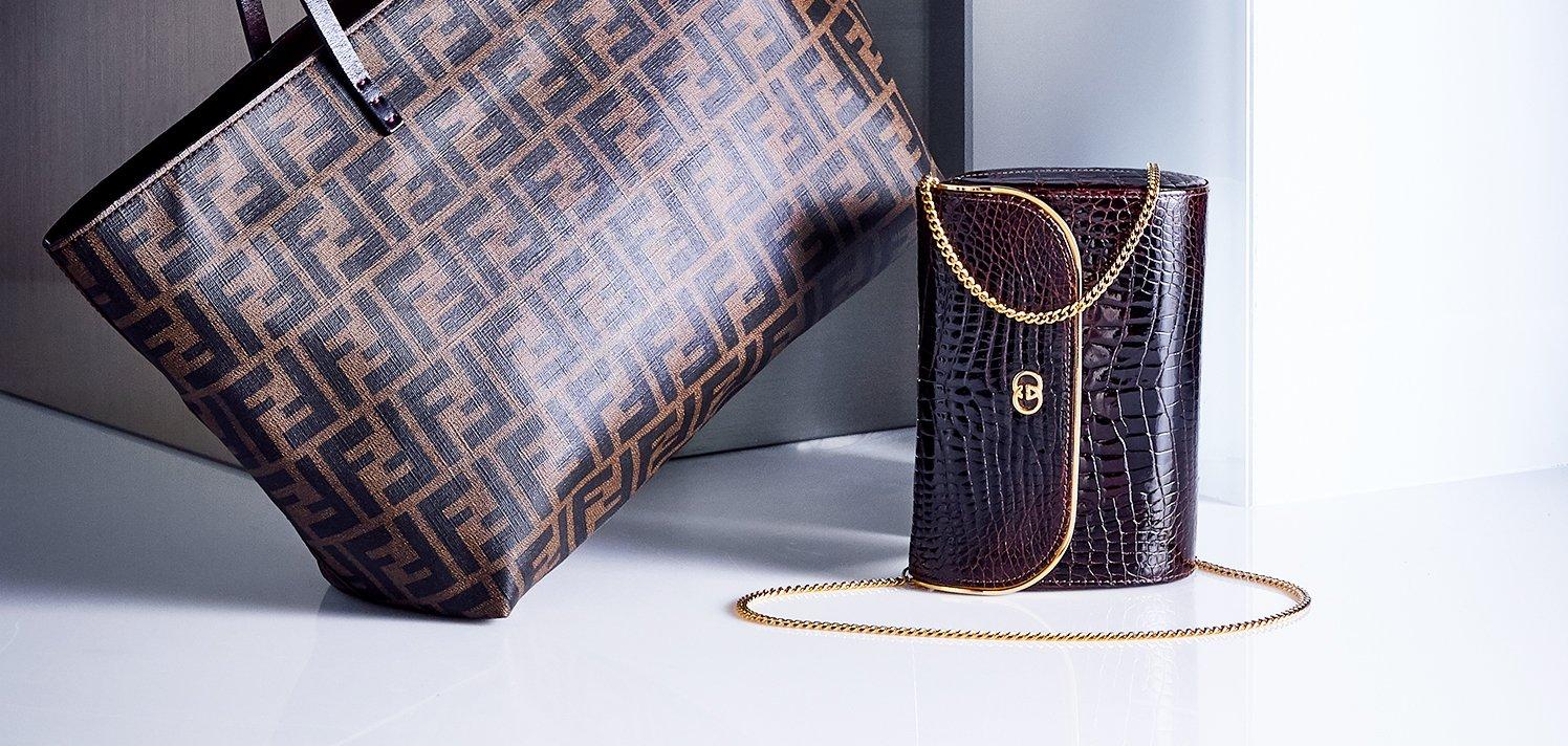 Pick Your Vintage: Gucci or FENDI