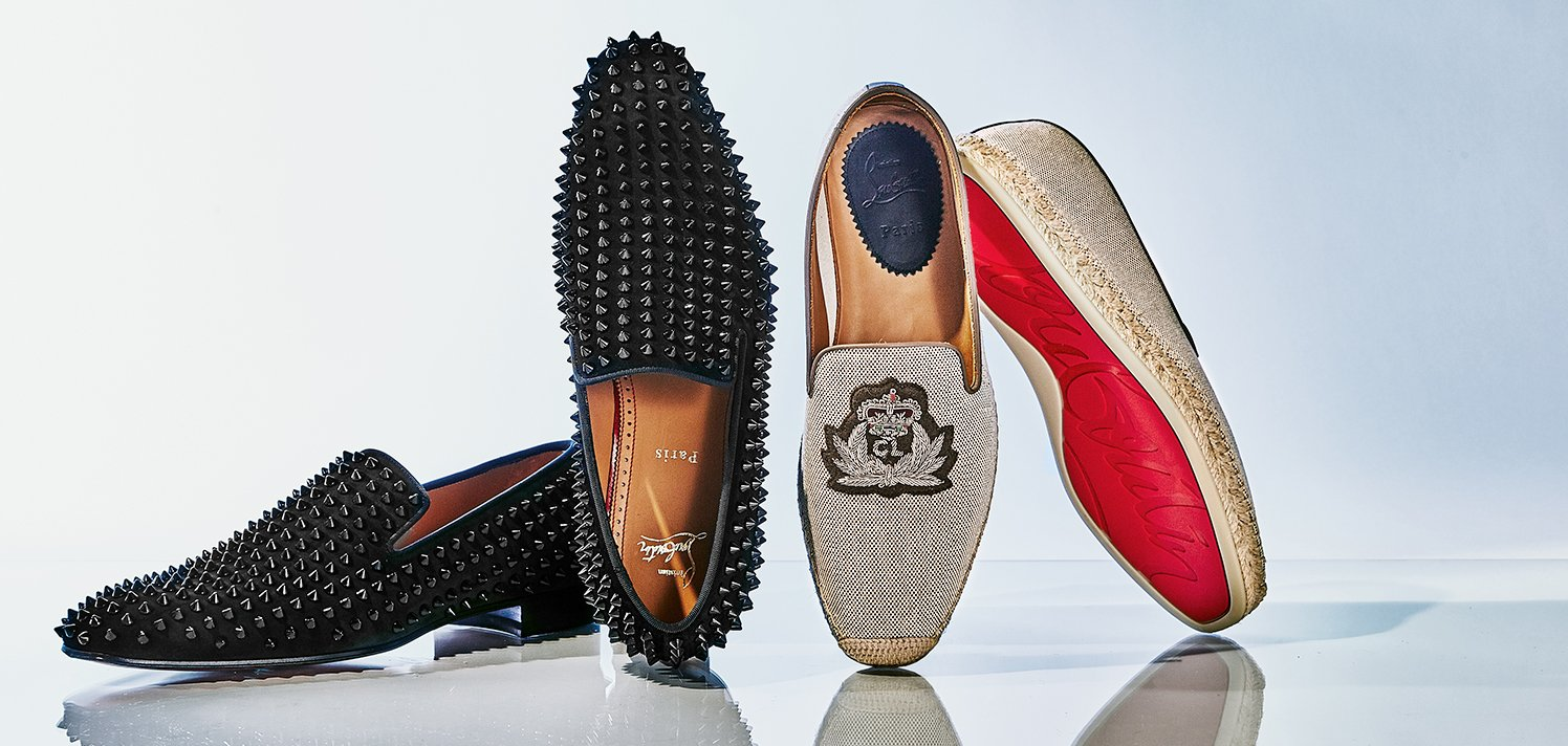 Christian Louboutin Men With New Styles