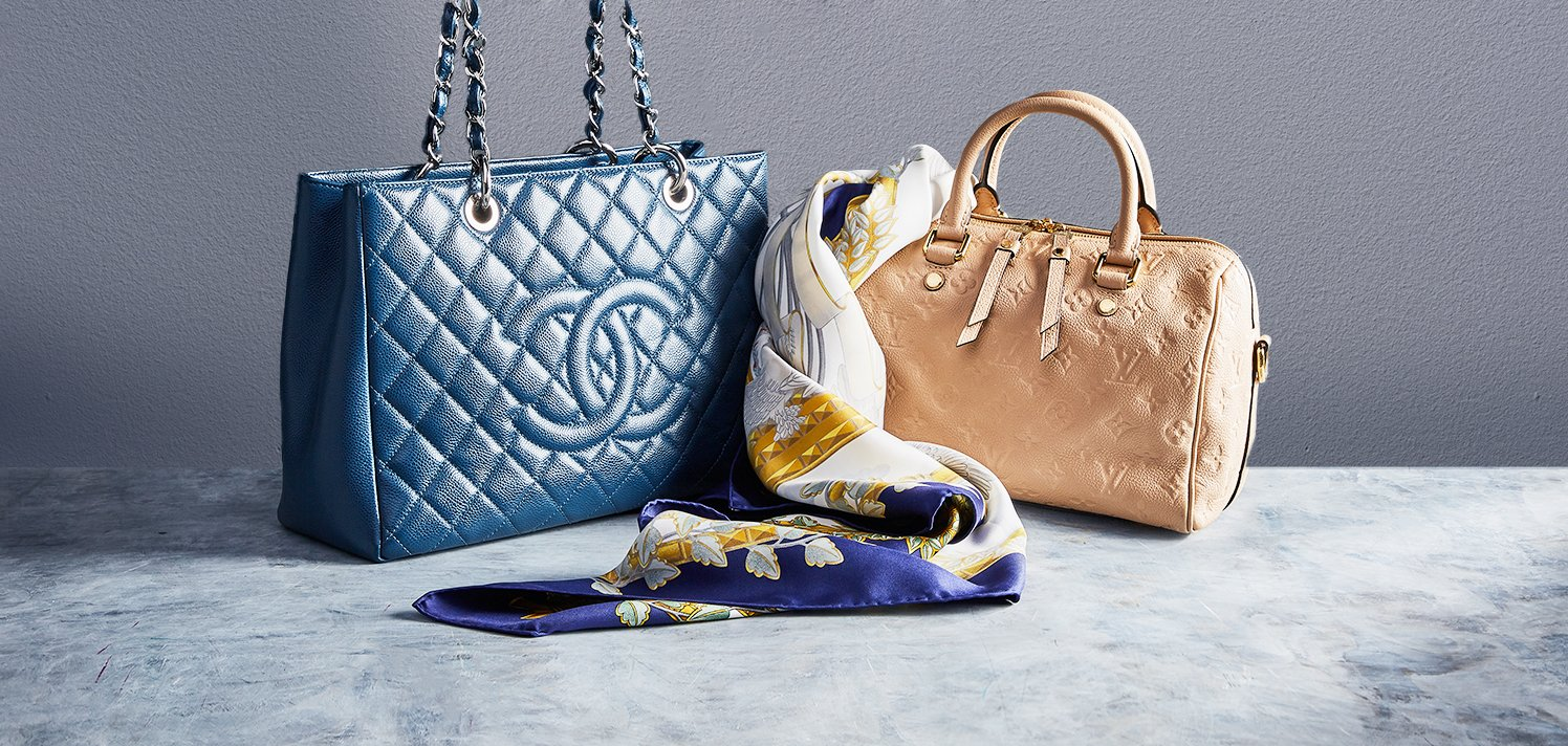 Louis Vuitton & More Pre-Loved French Luxe