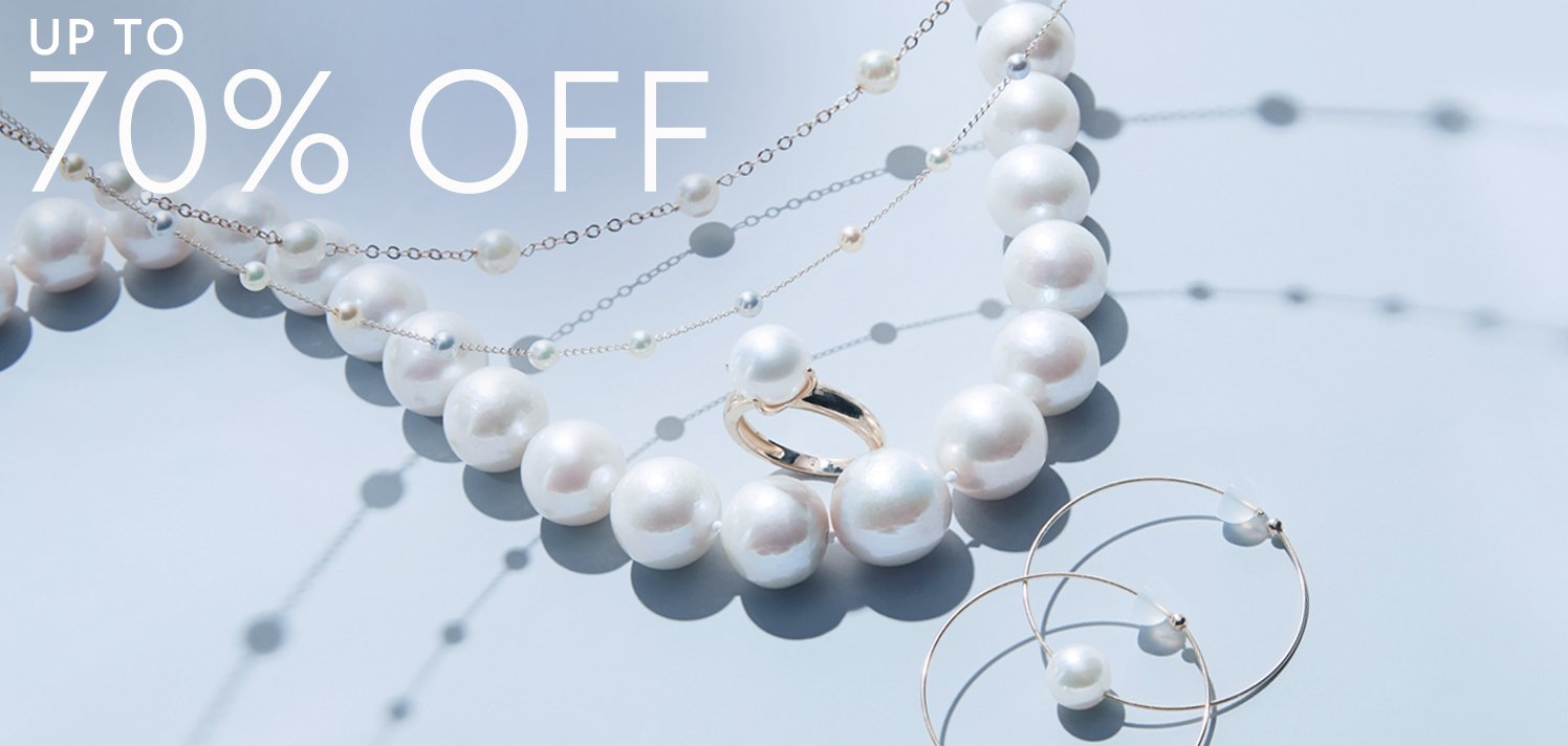 MARGO MORRISON NEW YORK & More Luxe Pearls