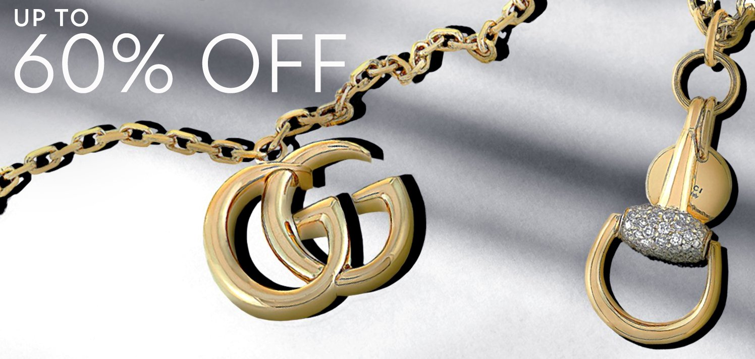Gucci & More Jewelry & Watches