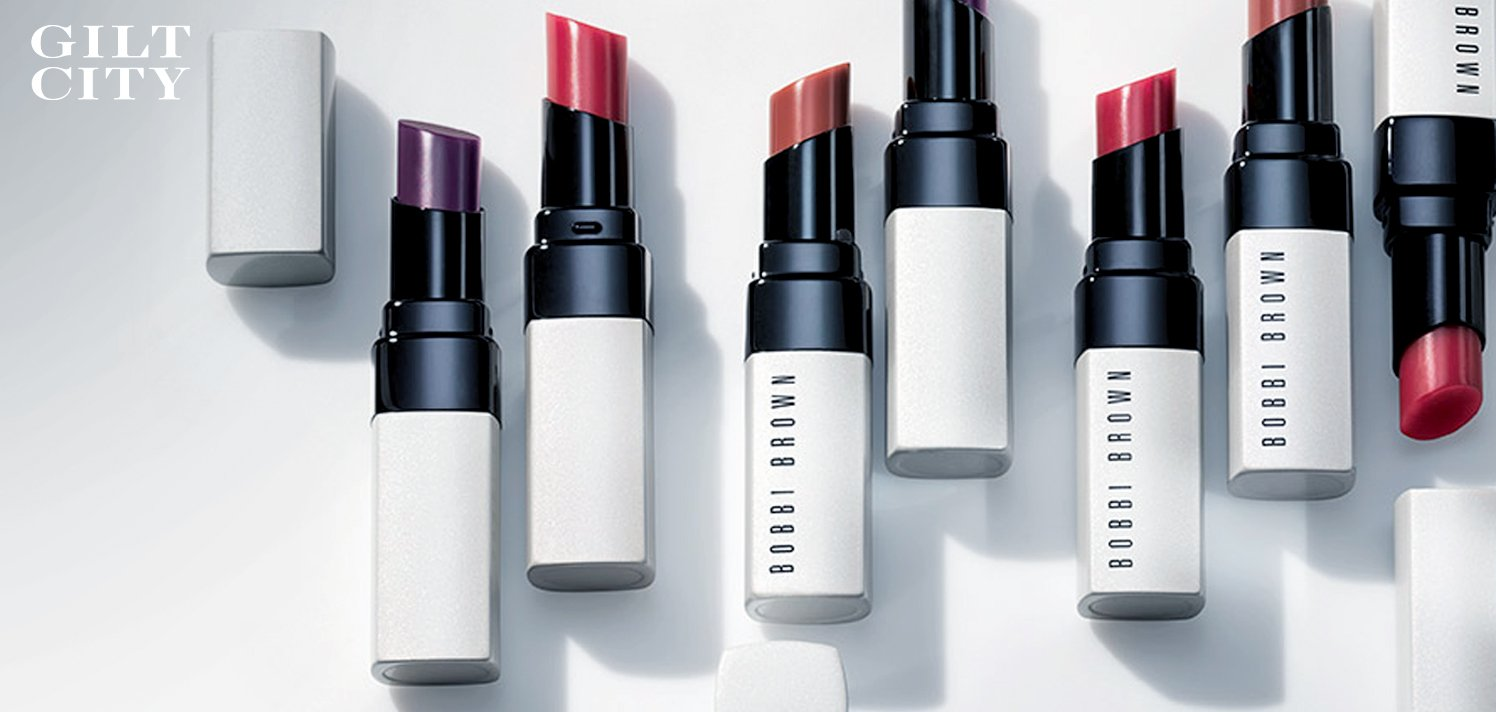 Bobbi Brown Cosmetics: $30 Off $80, Plus Free Full-Size Gift